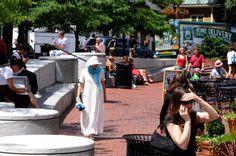 Harvard Square - Cambridge, MA