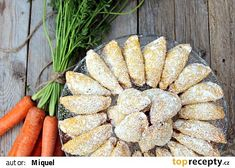 Mrkváče recept - TopRecepty.cz Carrots, Vegetables, Food, Treats, Sweet, Goodies, Carrot, Hoods, Vegetable Recipes