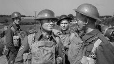 "Corporal ""Tubby"" Binns played by John Mills in Dunkirk."