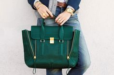 Size Matters: Exactly What Fits In This Season's Must-Have Handbags