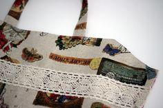 E074-137 24cmファスナーのあおりバッグ : うねうねごろごろ Blog, Handmade, Accessories, Patterns, Free, Fashion, Japanese Language, Block Prints, Moda