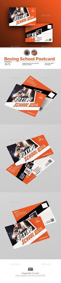 Coupon Postcard \ Direct Mail EDDM Postcard template, Template - postcard template