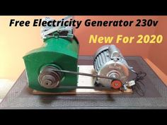 Cheap Electricity, How To Generate Electricity, Tesla Free Energy, Woodworking Ideas Table, Diy Generator, Pvc Pipe Projects, Alternative Energy Sources, Electrical Energy, Cool Inventions