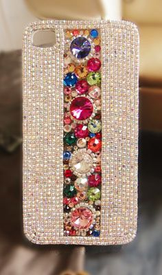 Bling crystal Iphone 4/4S case