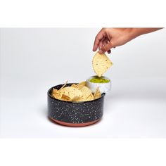 Eclipse Chip and Dip Small Bowl QD