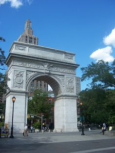 Washington Square Park #EasyNip