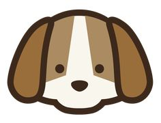 puppy dog face clip art clipart panda free clipart images clip rh pinterest com dog face clip art free puppy dog face clip art