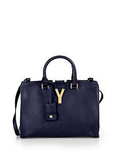 Saint Laurent Saint Laurent  Petite Y Line Top-Handle Bag - I want one in the following colors: Blue Glacier, Blue Marine, Blush, Claret Red, Green & Chalk.