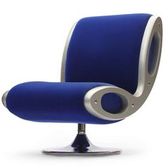 Gluon Lounge Chairs by Marc Newson | From a unique collection of antique and modern lounge chairs at https://www.1stdibs.com/furniture/seating/lounge-chairs/
