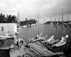Biscayne bay 1920