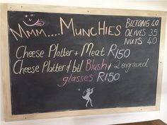 Sip and snack. Come in and enjoy our lovely wines and some delicious munchies that we have on offer for you daily at the Tasting Room. Tasting Room, Wines