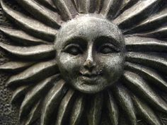 sun face!