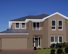 Vista Lakes - Approved House Color Schemes