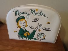 Money Minder Small Pouch, $26