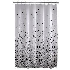 Rustique Ancienne Porte de Grange Tissu De Polyester Rideau de douche ensemble salle de bain avec 12 crochets NEUF