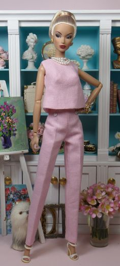 Matisse Fashions and Doll Patterns   Real Clothes for Fashion Dolls   Page 20