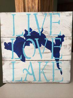 Great Moose Lake Sign