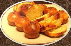 Brioche ~ sweet and spicy corner