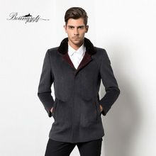Tag a friend who would love this!|    Unique arrival Bounaroti Winter jackets Men Wool coat Newest fur collar Business Casual Men Long Wool & Blends Brand clothing High quality now at a discounted price $US $72.00 with free postage  you can get this piece along with a whole lot more at our favorite web site      Purchase it now on this website…