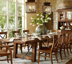 Pottery Barn Holiday Giveaway Everything You Need To Entertain Entrancing Dining Room Pottery Barn 2018