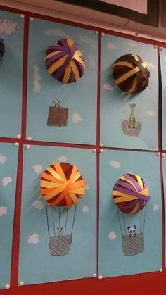 Holiday Program, Art School, School Supplies, Fun Crafts, Paper Art, Art For Kids, Table Lamp, Display, Children