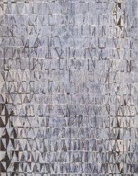 patina, custom made hand knotted rug, rug art