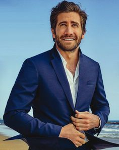 Jake Gyllenhaal para Esquire UK Julio 2015