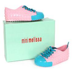 Melissa Mini Polibolha Pink/ Blue