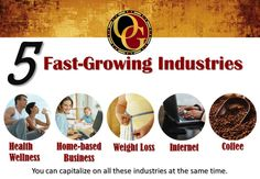 With Organo Gold anyone can be apart of these industries and see an increase in their life. Do you want extra income? You sell Organo Gold products from home, in person and through the internet. This is a Green business. With a home business you can receive over 150 tax benefits. If you always wanted a business of your own, here it is! You are in business for yourself, but not by yourself. http://rana77.myorganogold.com/