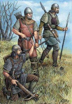 "Almogàvers. 1302 AD – 1388 AD  "" Catalan mercenary in Byzantium """