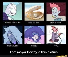 I am mayor Dewey in this picture