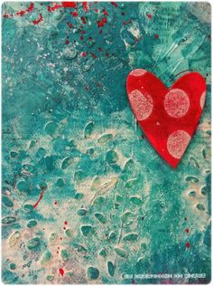 Teal And Grey, Red And Pink, Red Turquoise, Aqua, Deck Colors, Calming Colors, Collage, Heart Wallpaper, Red Aesthetic