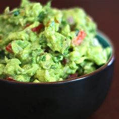 The Best Guacamole Ever! - Favorite Family Recipes