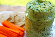 "Vegan ""Cheezy"" Spinach and Artichoke Dip 