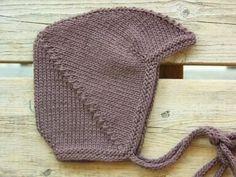 Coffee, Yarn, and Nirvana, please!: Baby Cap Pattern