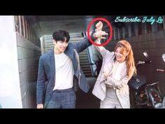 Ji Chang Wook 지창욱 ❤ Nam Ji Hyun 남지현 is a Real Life Couple | BTS Suspicious Partner 수상한 파트너 - YouTube