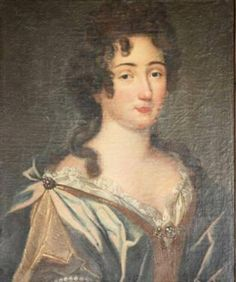 Presumed to be Madame de Montespan, French school