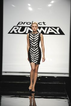 Project Runway Season 8 Challenge Designs - Mondo Guerra