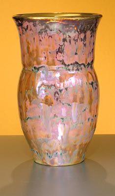[Iridescent Pottery by Paul J. Katrich (0718)]