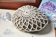 Ravelry: Mini Trellis Doily pattern by Adrienne R. Doily Patterns, Pebble Art, Rock Art, Trellis, Doilies, Ravelry, Dream Catcher, Crochet Earrings, Projects To Try