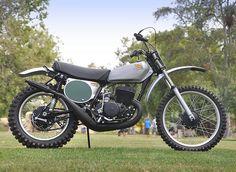 fb16647679f352d9939fc77ab395330d resultado de imagen para honda elsinore motoras pinterest 1973 Honda Elsinore 125 at bakdesigns.co
