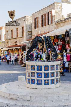 The Evreon Martyron Square - Η πλατεία Εβραίων Μαρτύρων!