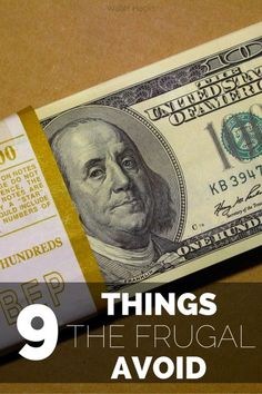 Good habits are good, bad habits are bad. Read about the habits that frugal minded people have broken and how it helps them save more, achieve their goals sooner, and just plain old not waste money on things that don't matter!