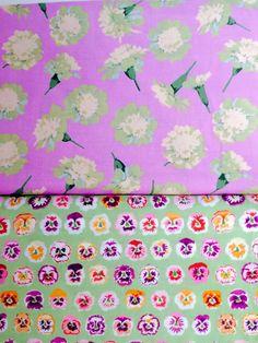 Kaffe Fassett Martha Negley fabric OOP rare by anotherghostquilts