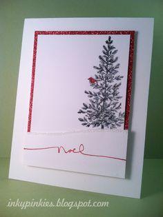 Merry Monday - Simple Christmas SU!