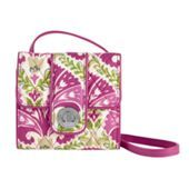 Vera Bradley Mini Turn Lock Crossbody bag - too cute!