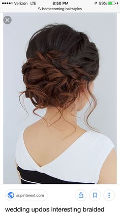 Hairstyles Bridesmaid Hair Updo Winsome Prom Hair Ponytail Updo - All For Hairstyles Half Updo Hairstyles, Dance Hairstyles, Bride Hairstyles, Hairdos, Beach Wedding Hair, Elegant Wedding Hair, Bridal Hair, Bridesmaid Hair Updo, Prom Hair