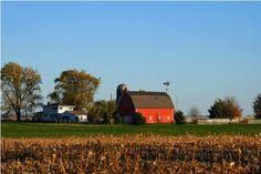 Picture Perfect Farm near Lake Geneva, Wisconsin