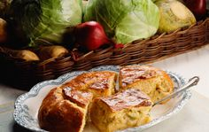 French Toast, Cabbage, Pie, Vegetables, Breakfast, Food, Torte, Morning Coffee, Cake