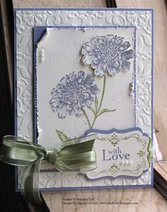Stampin' Up! - Field Flowers